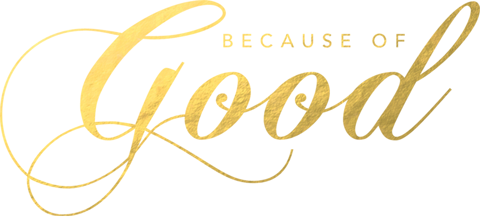 Because of Good: Featuring Stories of success on the big screen
