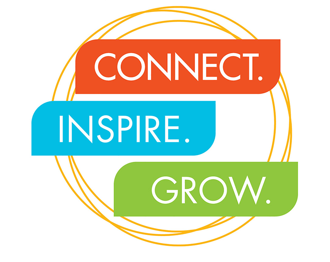 Connect. Inspire. Grow.